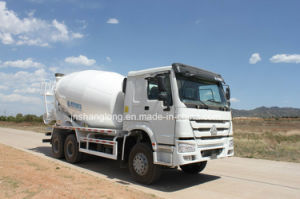 China 8m3 Mining Concrete Truck (ZZ1257N3247W) pictures & photos