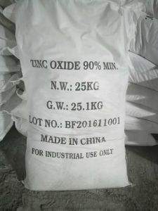 Industrial Type ZnO Zinc Oxide for 99.7% pictures & photos