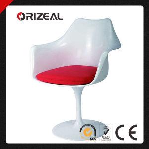 Replica Home Furniture Modern Designer Eero Saarinen Tulip ABS Plastic Leisure Chair (OZ-1160FA) pictures & photos