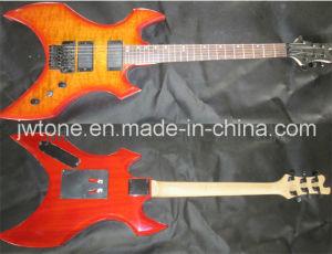 Ash Veneer Body Top Custom Quality Electric Guitar pictures & photos