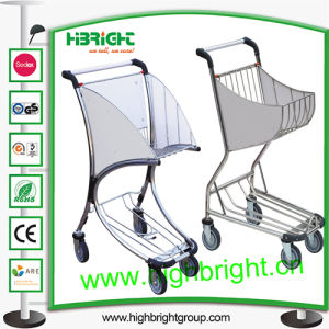 Smart Steel Made Airport Shopping Trolley pictures & photos