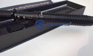 Police 5 Modes Self Defense Flashlight Stun Baton pictures & photos