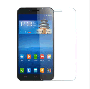 0.33 Tempered Glass for Samung W2014 pictures & photos