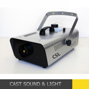Stage Equipment Smoke Fog Machine 1500W pictures & photos