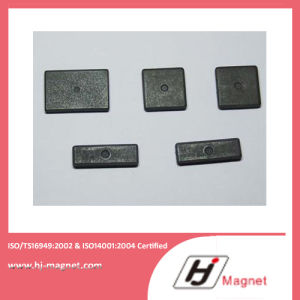 Super Powerful Customized Need N35 Permanent Strong Ferrite Y30 Magnet