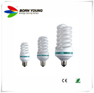 Big Power Full Spiral Fluorescent Bulb pictures & photos
