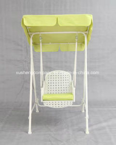 Outdoor/Indoor Rattan Patio Garden Swing Hanging Chair pictures & photos