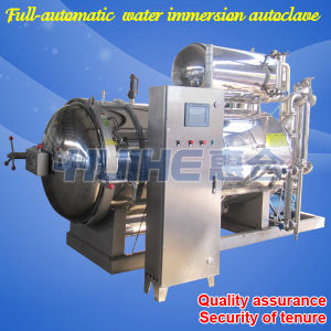 Stainless Steel Sterilization Machine Sterilizer (Retort) pictures & photos