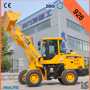 1.2ton Wheel Loader, Forklift with Ce, Chinese Backhoe for Sale, Construction Machine pictures & photos