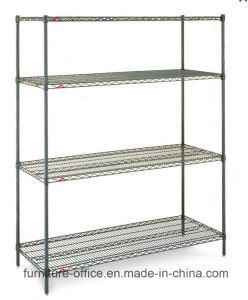 Stainless Steel Metal Wire Shelving pictures & photos