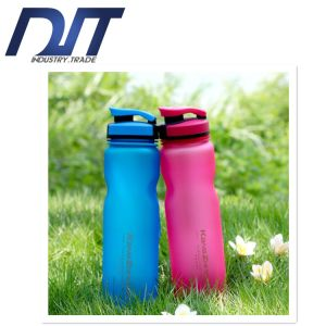 Eco-Friendly 750ml Sports Travel Plastic Water Bottle