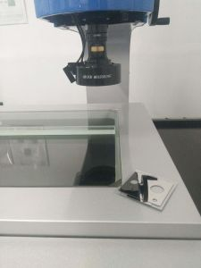 2.5 D Manual Vision Measuring Machine Made in China pictures & photos