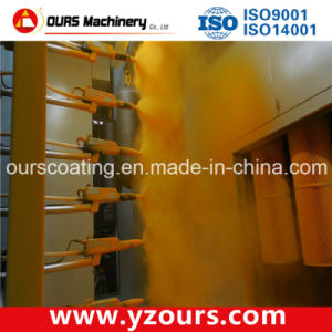 Automatic Electrostatic Powder Coating Machine pictures & photos