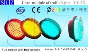 Dia. 200 Core Module Traffic Light