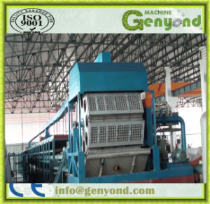 Full Automatic Egg Carton Making Machine pictures & photos