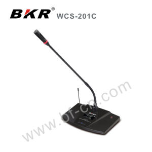 Wcs-201c Video-Tracking Black Meeting Microphone System