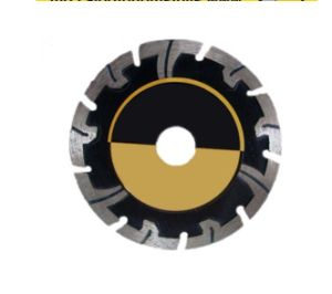 Brazed Diamond Saw Blade for Cutting Wall (JL-DBW) pictures & photos