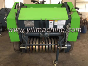 Mini Round Hay Baler with Factory Price pictures & photos