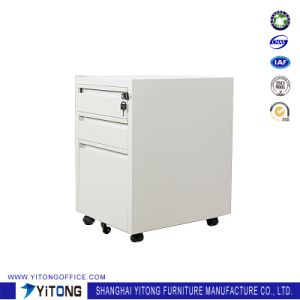 Yitong Movable Cabinet Metal Storage Cabinet / Office Use Steel Movable Cabinet pictures & photos