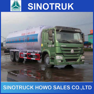 6X4 Sinotruk HOWO Heavy Duty Cement Tanker Tank Truck pictures & photos