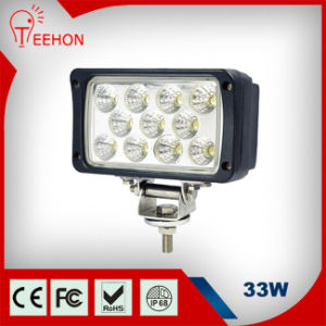 2015 Best Price 33W High Power LED Work Light P68 for Truck ATV SUV pictures & photos