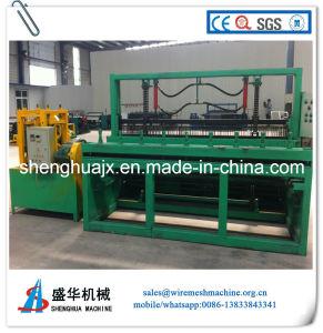 Hydraulic Crimped Wire Mesh Machine, Semi-Automatic Crimped Machine pictures & photos