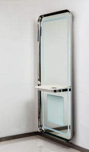 Professional Wall White Salon Station Mirrors (MY-B062) pictures & photos