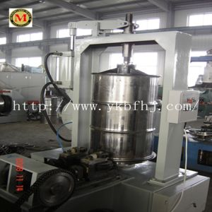 Low Speed Drum Making Equipment or Bitumen Drum Production Line or Steel Drum Manufacturing Equipment 55 Gallon pictures & photos