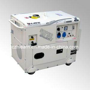 Super Silent Gasoline Generator Set (GG6500SE) pictures & photos