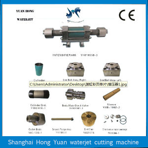 60k Intensifier Pump Water Jet Cutting Machine Pump pictures & photos