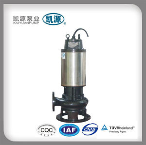 Jpwq Stainless Steel Automatic Stirring Sewage Pump pictures & photos