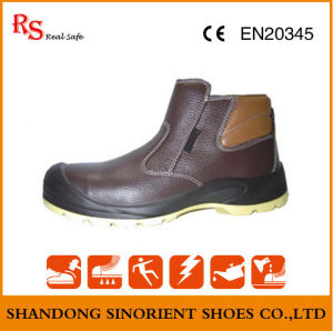 Made in China Work Boots Without Lace RS263 pictures & photos
