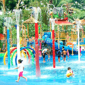 Water Game Champagne Spray for Children, Water Park Water Spray pictures & photos