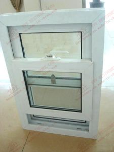 Professional Supplier of PVC Single Hung Sliding Window (BHP-LW03) pictures & photos