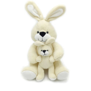 Custom Made Super Soft Stuffed Toy Plush Rabbit pictures & photos