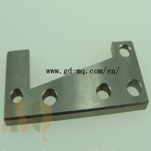 Precision Steel Precision Mechanical Parts (MQ2121) pictures & photos