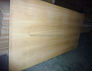A Grade Natural Ash Fancy Plywood for Furnitutre/ Decoration pictures & photos