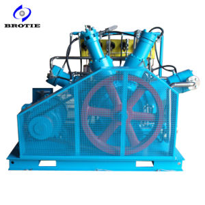 Brotie Oil-Free Oxygen Gas Compressor pictures & photos