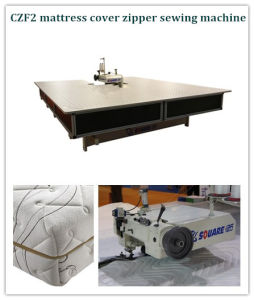 Making Zipper Mattress for Zipper Mattress Sewing Machine pictures & photos