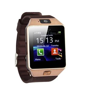 Bluetooth Smart Watch with Pedometer and GSM Phone Call