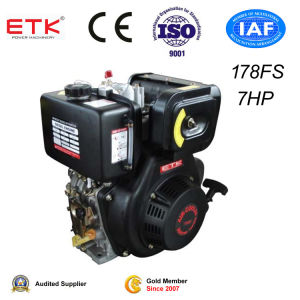 Air-Cooled Small Diesel Engine with CE&ISO9001 pictures & photos