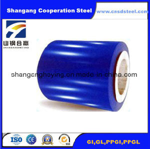 Cglcc Cgch Color Coated Galvanized Steel/PPGI Steel Coil/Gl Direct Mill pictures & photos