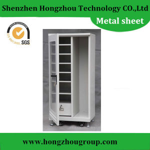 ISO9001 Factory Sheet Metal Fabrication Cabinet pictures & photos