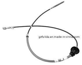 Auto Hand Brake Cable for Benz MB100 pictures & photos