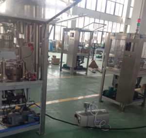 Ce Pharmaceutical Machinery Hard Capsule Filling Machine/Encapsulation Machine (NJP-800) pictures & photos
