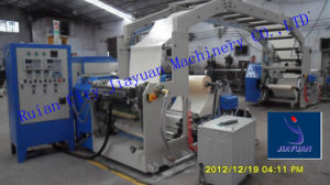 Jyt-H Hot Melt Adhesive Tape Coating Machine pictures & photos
