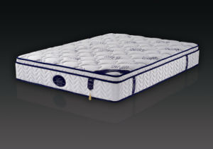 Fire Proof Standard Mattress for Hotel Furniture (NL-308P) pictures & photos