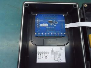 Intelligent Pump Control Box with Protection by Real Output Measure. pictures & photos