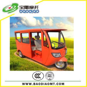 Mototaxi Bd150zh-III Canopy Mototaxi Triciclo Motocarro Mototaxi Triporteur Trimoto Furgon Motocicleta 3 Wheel Rickshaw
