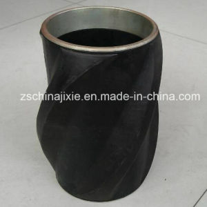 Spiral Blades Configurations Thermoplastic Centraliser /Composite Centralizer pictures & photos